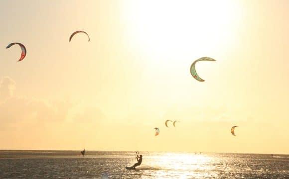 Activités nautiques en vendée, kitesurf-Emmanuelle Mercade
