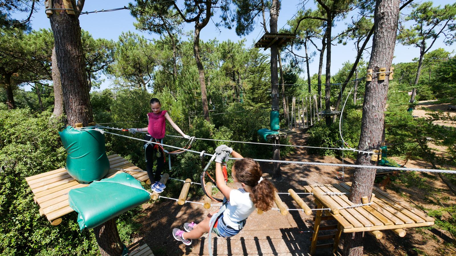 activites sport nature en vendee MichelARNAUD explora parc