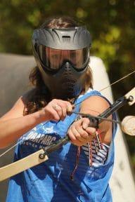 Activités sports et nature, Archery Tag, Michel Arnaud
