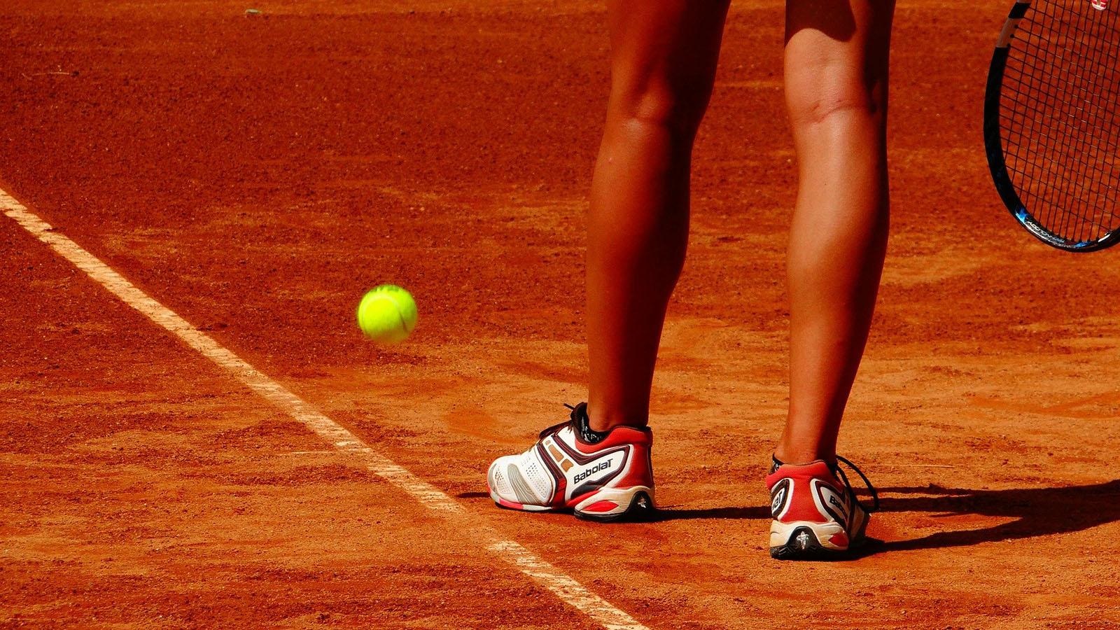 Activités sports ou nature en Vendée, Tennis au pays de saint Jean de Monts