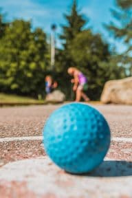 activites sports nature en vendee minigolf