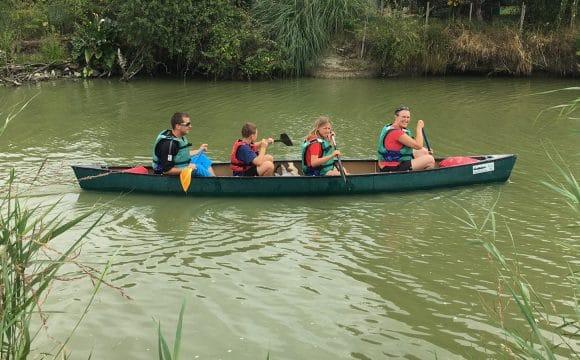 sport de glisse en vendee-canoe-marais