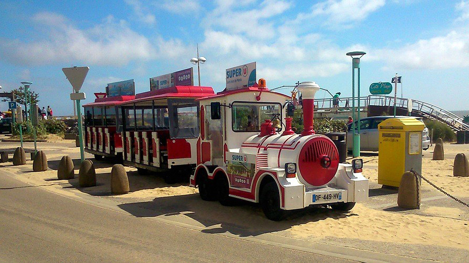 Visiter en Vendee, Petits trains