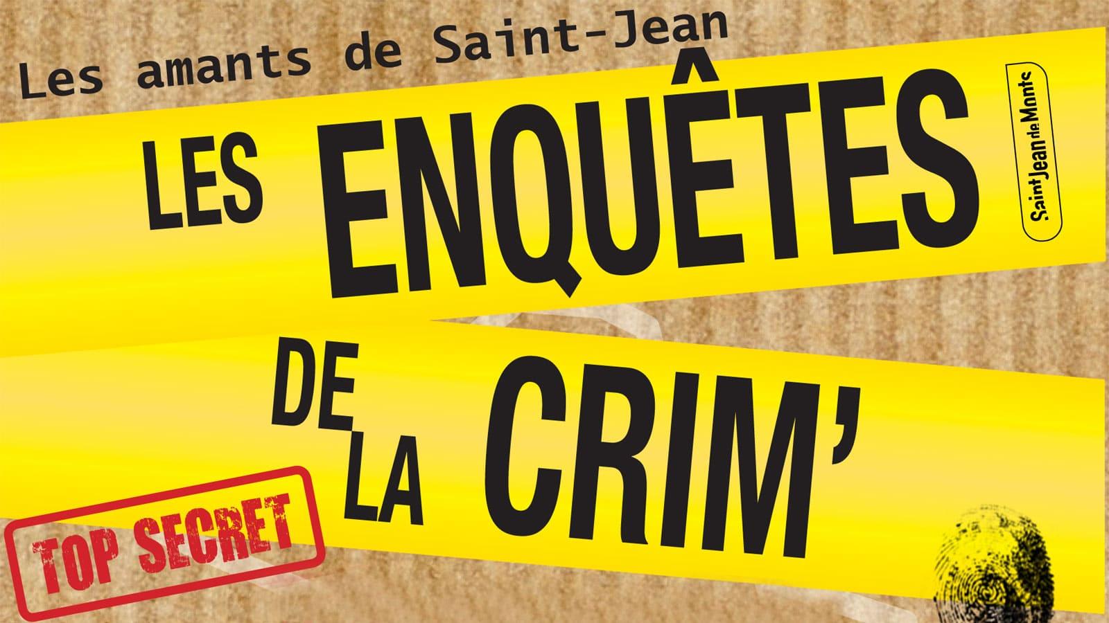 Enquete de la crim