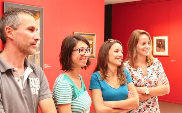 Musée Milcendeau SOULLANS florian perou