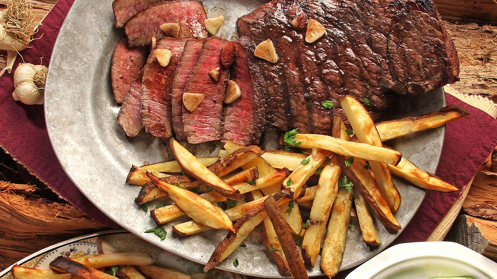 steack-frites-restaurant-leperrier