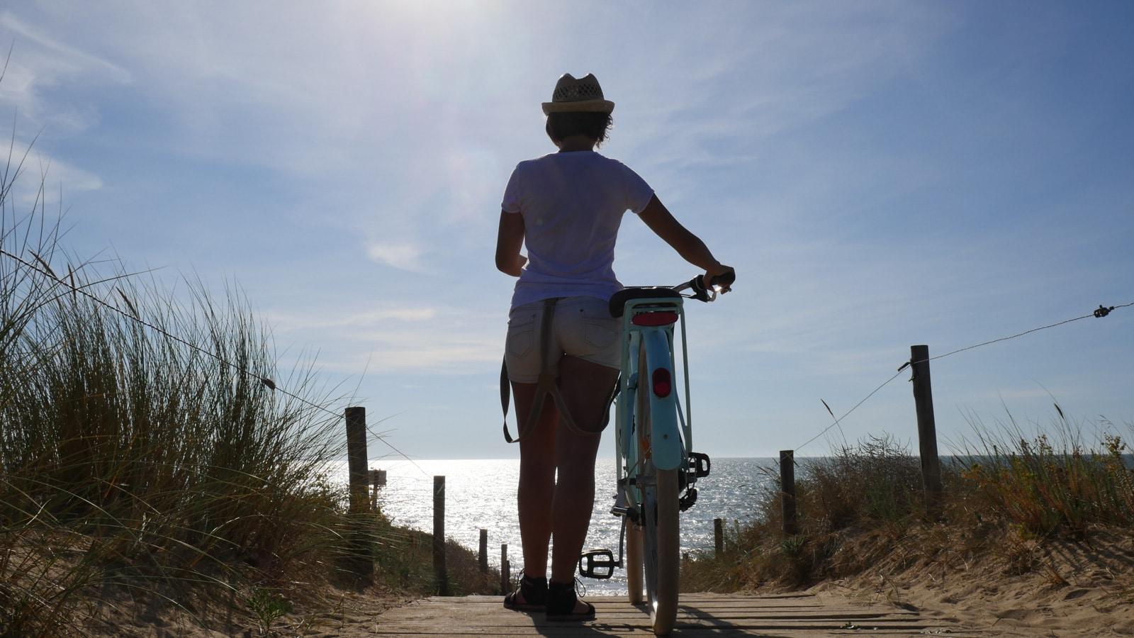 location vélo Pays de Saint Jean de Monts