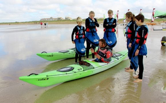 sport de glisse en vendee-kayak-saintjeandemonts