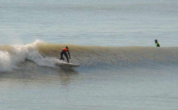 sport de glisse en vendee surf notredamedemonts