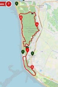 Trail – Circuit de l'hippodrome